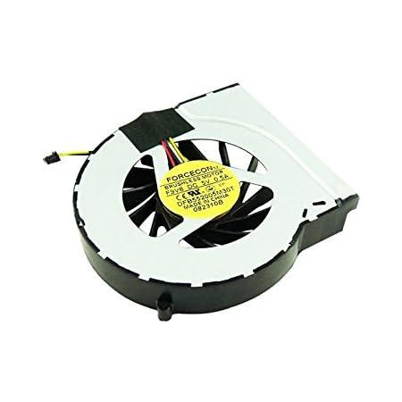 HP Home 15-DA0066CL HP Home 15-da0066nm HP Home 15-da0066nq HP Home 15-da0066nia Power4Laptops Replacement Laptop Fan for HP Home 15-da0065ur