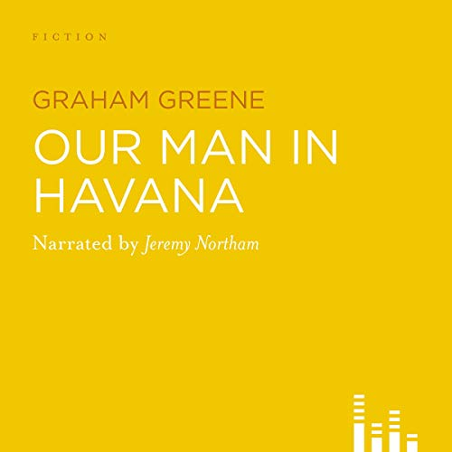 Our Man in Havana Titelbild