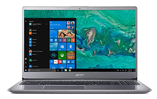 Acer Swift SF315-52G 15.6-inch Laptop (Intel Core i5-8250U/8GB/1TB/Windows 10 Home/Integrated Graphics), Sparkly Silver