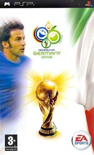 Electronic Arts 2006 FIFA World Cup Germany, PSP