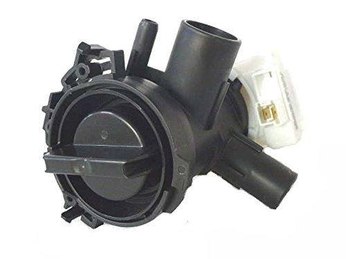 SpareHome Bomba desagüe para lavadoras Bosch Siemens y Balay