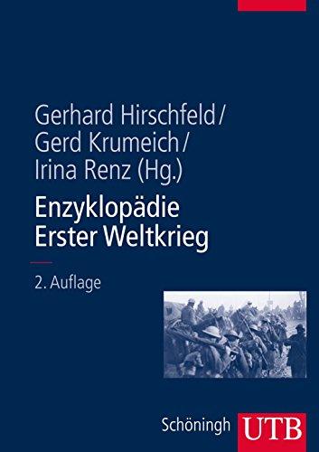 Enzyklopädie Erster Weltkrieg: Aktualisierte und erweiterte Studienausgabe
