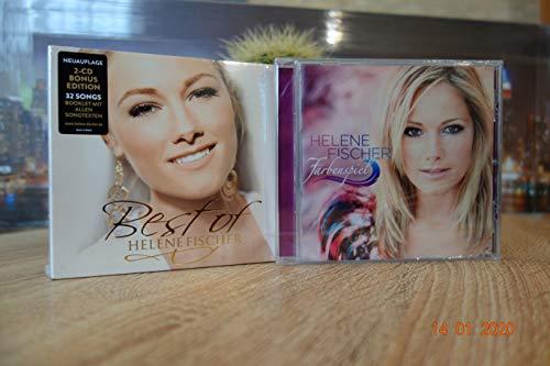 incl.Helene Fischer Farbenspiel; Ich will immer wieder... dieses Fieber spür'n - 2 CD Album SET Alle Hits
