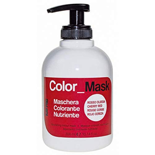 Mascarilla Color Rojo Cereza - Kay Pro