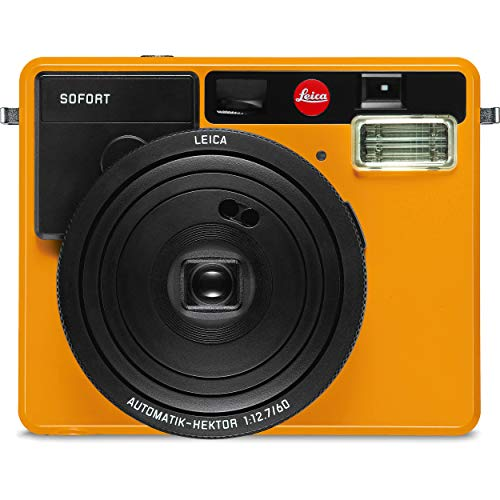 Leica Sofort Instant Camera, Orange