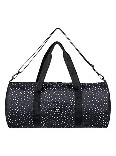 Roxy Kind of Way Travel Duffle, 57 cm, 35 liters, Black (True Dots for Days)
