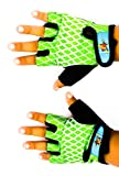 HANG Monkey Bar Gloves for Children 7 and 8 Years Old with Grip Control Monkey Bars Kids bar Gloves Kids Gymnastic Gloves Bars Kids Bike Gloves Boys and Girls Scooter and Parkour Climbing Gloves