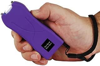 Safety Technology Runt 20 Million Volt stun Gun w/LED Flashlight & Disable Pin - Purple