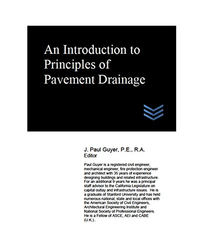 An Introduction to Principles of Pavement Drainage