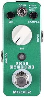 MOOER Acoustic Guitar Effect Pedal, 2.25 x 4.25 x 1.75 (Lofi Machine)