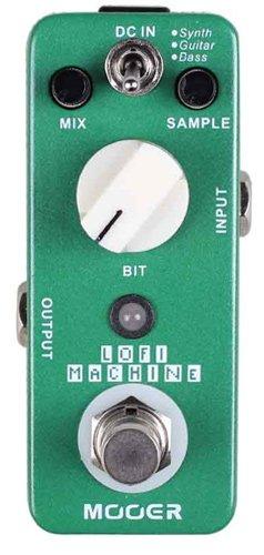 Mooer Lofi Machine 3 Mode Guitar Effects Pedal