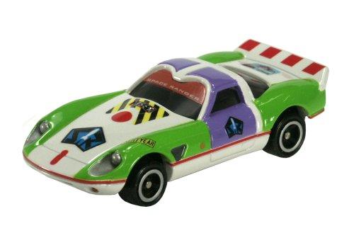 Disney Tomica - Voiture Toy Story Buzz l'éclair Speeder (métal)