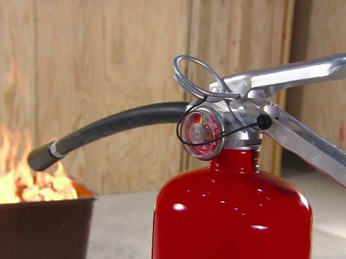 fire extinguishers, doughnuts, shock absorbers and banjos