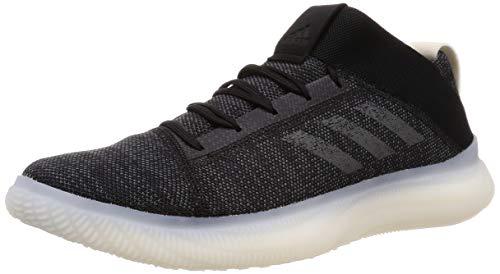 Adidas Pureboost Trainer M, Zapatillas de Deporte Hombre, Negro (Negbás/Gricua/Carbon 000), 52 2/3 EU