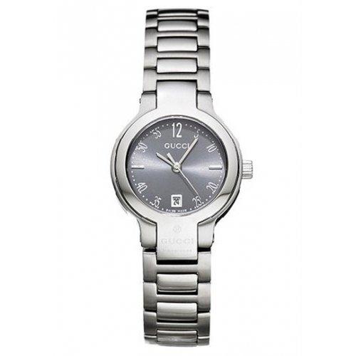 Unisex Gucci 8905 Uhr YA089505 Stahl Silber