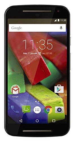 Motorola Moto G 4 G 2nd Gen XT1072 8GB Black Sim Free / Unlocked Mobile Phone - A-Grade