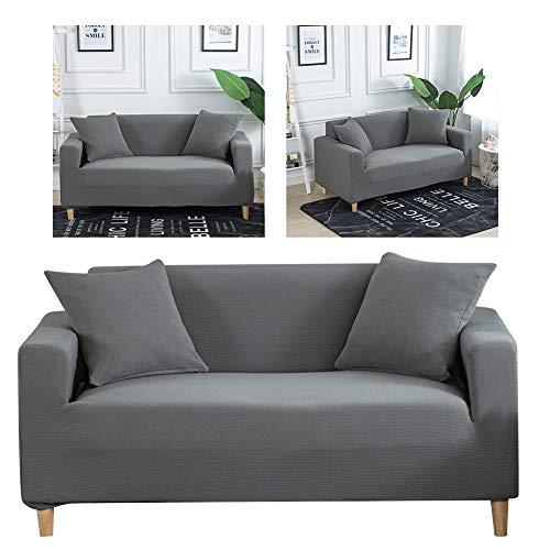 Fournyaa Funda Protectora para sofá, Funda, protección Impermeable para sofá para la Sala de Estar de la Oficina en casa, Antipolvo(Single 90-140cm)