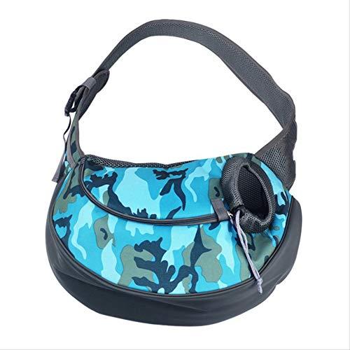 zhenxin Haustier Tasche Atmungsaktive Haustier Tragetasche Mesh Tuch kleine Hund Katze Sling Carrier Bag Reise Tote Pet tragbare Rucksack