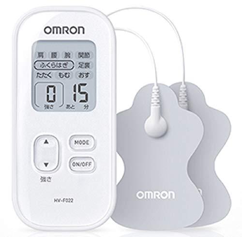 オムロン 低周波治療器 ホワイ...