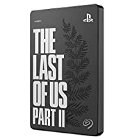 Seagate PlayStation4用Game Drive限定版 The Last of Us Part II 外付 ポータブルHDD 【PS5】...