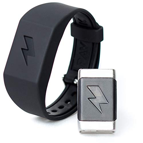 Pavlok 2 - Wearable Fitness Tracker, Change Habits and Wake Up with Electric Zap