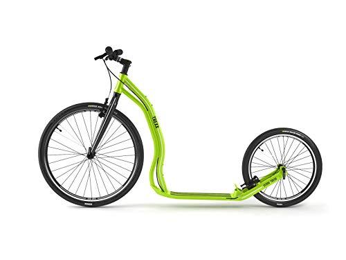 Yedoo Trexx - Monopattino 26\' 20\' in alluminio, colore: Verde