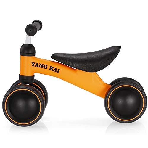 ZG-HOME New 2021 Baby Balance Bike Aprende A Caminar Sin Pedales Juguetes para Montar Scooters para Niños Cochecito Scooter con Tracción En Las Cuatro Ruedas Girar Bicicleta de Equilibrio