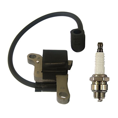 Atoparts Ignition Coil Module with Spark Plug for Lawn Boy 99-2916 99-2911 92-1152 684048 684049 Tractors