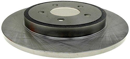 ACDelco Silver 18A1689A Rear Disc Brake Rotor
