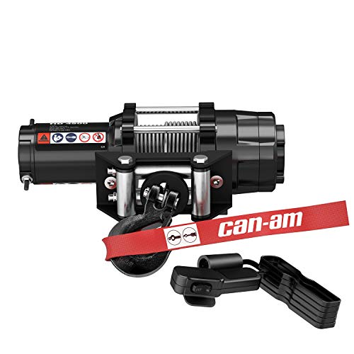 Can-Am New OEM Can-Am Hd4500 Wire Cable Winch, 715006416