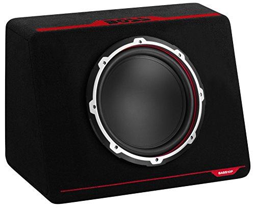 Boss Audio Systems BASS10P Pre-loaded subwoofer 300W subwoofers para coche - Subwoofer para coche (Pre-loaded subwoofer, 300 W, 600 W, 25,4 cm (10'), Encerrado)