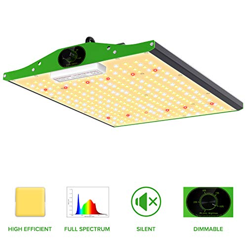 Grow Light, VIPARSPECTRA 2020 Pro Series P1000 LED Grow Lights, with Upgraded SMD LEDs(Includes IR), High PPFD Full Spectrum Dimmable Plant Grow Light for Hydroponic Indoor Plants Veg Flower