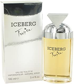 Iceberg Twice for Women by Iceberg 3.4 oz 100 ml EDT SP