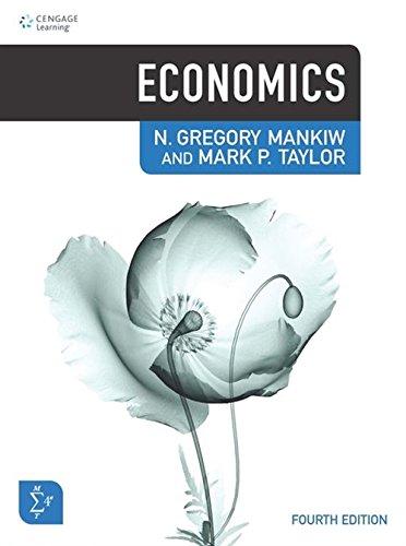 Taylor, M: Economics