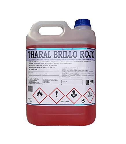 THARAL Brillo Salpicaderos y Neumáticos (5Litros)