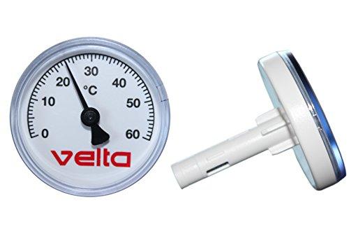 Velta Thermometer für Kunststoff-Kompaktverteiler KPV, 1005097