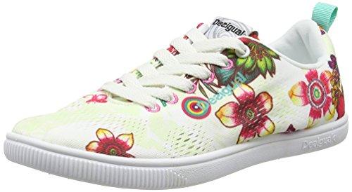 Desigual Damen Shoes_Fun Eva T Espadrilles, Beige (1013 NATA), 37