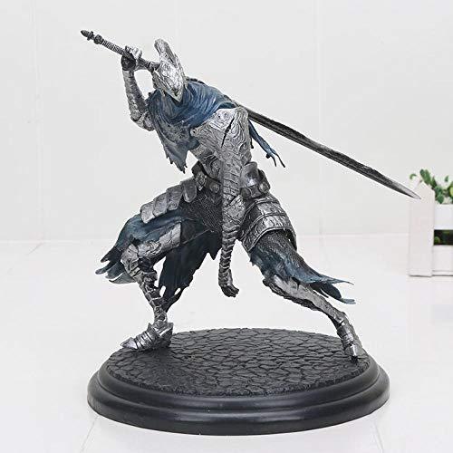 No Dark Souls Faraam Knight Artorias The Abysswalker PVC Figura de acción Caballero de Astora Oscar Coleccionable Modelo Muñeca Juguetes-Artorias