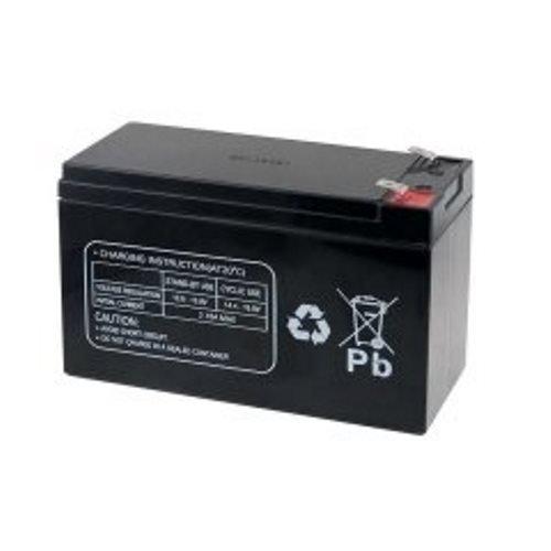 Heib kwaliteitsaccu - accu voor UPS APC Back-UPS BK650EI - lood-zuur - PB - 12V - 7.2Ah