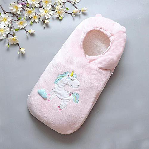 Saco De Dormir Para Bebé Bolsa De Algodón Para Recién Nacidos Anti-Susto...