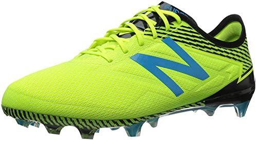 New Balance Men's Furon 3.0 Pro Firm Ground Soccer Shoe, hi lite/Maldives, 9.5 D US