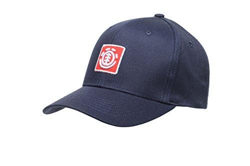 Element Herren Kappe TREELOGO Cap, Eclipse Navy, One Size, F5CTA4-ELF7-3918
