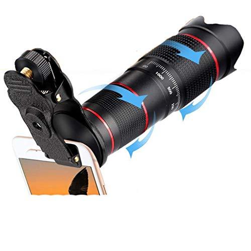 Mobiele telefoon telescopische kop-concert-Artefakt 22-voudige externe HD-telescopische afstandsbediening