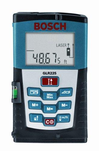 Bosch GLR225 Laser Distance Measurer (Discontinued by Manufacturer)