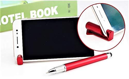 Shot Case 3 in 1 Stylus Pen Holder for Huawei Ascend P8 Lite Smartphone Black