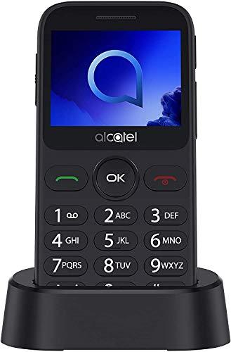 Alcatel 2019G - Mobile Phone Metallic Grey