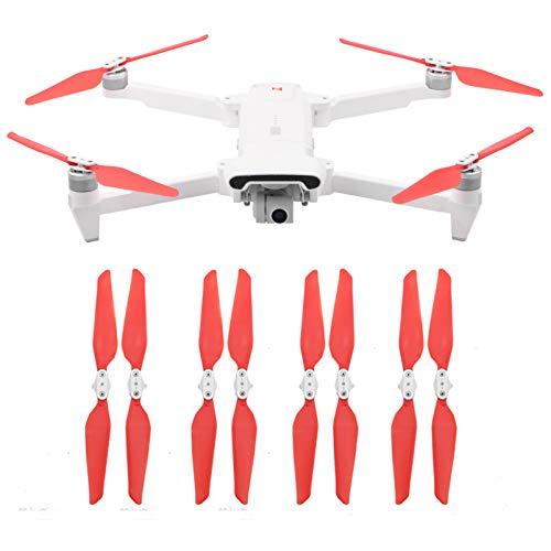 iEago RC 4 Paar Schnellspanner Faltbare Propeller Requisiten Klinge 4 Achs Flugzeugklinge für Xiaomi FIMI X8 SE RC Quadcopter Drone Zubehör.