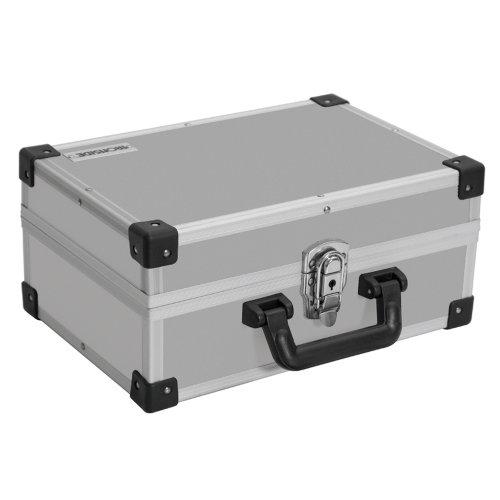 Alu Werkzeugkoffer silber 330x230x150mm