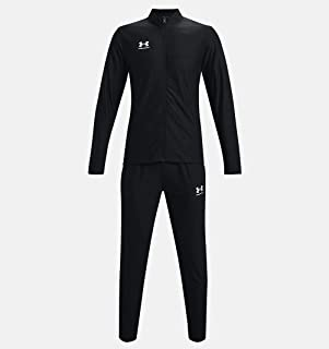 Under Armour Challenger Tracksuit, Comfortable Sports Track Suit,Jogging Suit Set for Running, Warm and Quick-drying Spor...
