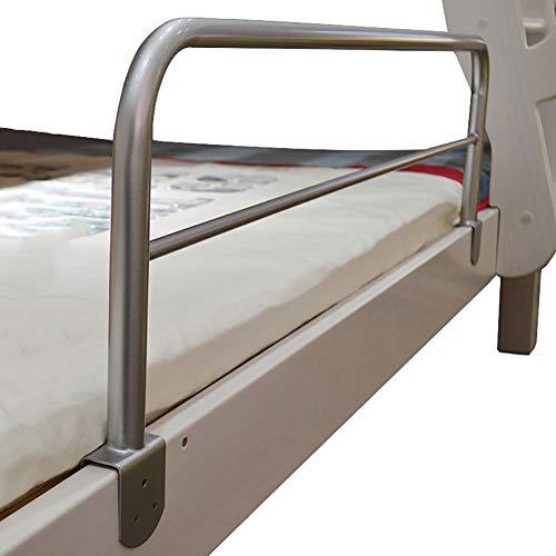 Bettgitter Home Safety Edelstahl, Home Stable Bed Side Handlauf, 120cm Langer Bettlauf für Kleinkinder/Erwachsene/Senioren (Size : 120cm x 30cm)